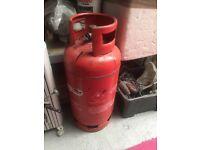 Flo Gas canister / Bottle Propane 19kg Half Cylinder