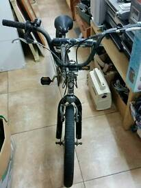 BMX BIKE OLYMPUS SILVER