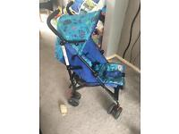 Thomas the tank engine stroller buggy
