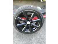 Toora racing alloys