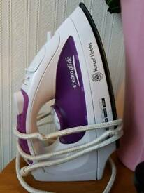 Russel Hobbs Steam iron
