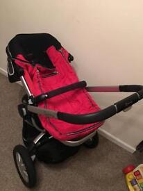 Quinny buzz stroller pram pushchair