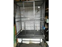 HALF RRP Large Cage and stand Suitable for Small/medium parrot or small mammal eg Chinchilla
