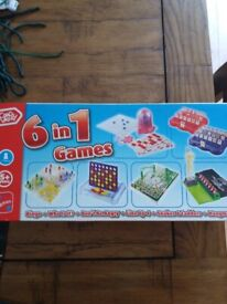 6 games in 1 box