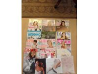 2006 and 2007 Wedding Magazines