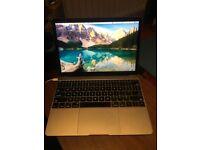 Macbook 12 Retina 8gb RAM 512 SSD Good Condition!