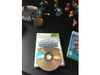 Skylanders game for xbox 360