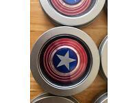 Captain America Fidget spinner. Uk stock