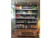 Sandwhich/display fridge for sale