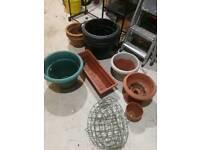 plant pots free