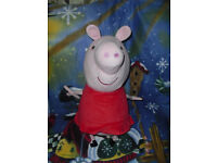 Large Talking Peppa Pig