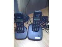 cordless telephones set
