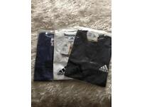 Adidas T-Shirts x3 - Brand New with Tags