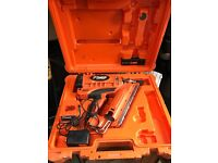 Paslode 350 + First Fix Gas Nail Gun.