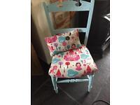 Child's cute chair