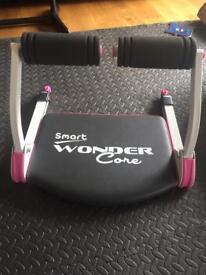 Wonder core abs workout