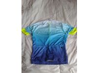 Mens cycle jersey Small dhb Blok Short Sleeve (Brand New)