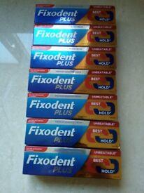 Fixadent PLUS - Best Hold Premium