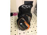 Motocaddy 2017 Pro Series Cart Bag **NEW**