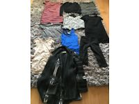 Ladies bundle (10 items) size 6/very small 8