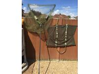 NGT 42 inch net and pole and sling