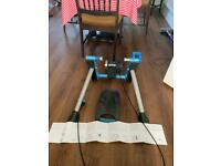 Tacx, blue matic bicycle mount