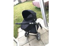 iCandy Apple 2 Pear pushchair - All black