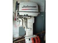Johnson 25 hp Outboard Motor