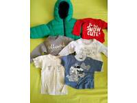 9-12 months baby boy clothes