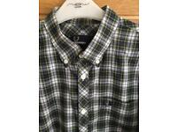 Large boys Fred Perry shirt