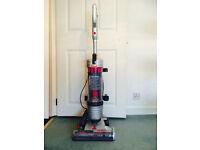 Vax upright vacuum cleaner. 1 year old. As new condition. All tools included.