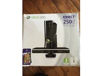X Box 360 in original box with x 2 controls - excellent condition