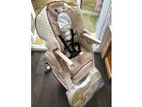 Hauck Sit'n Relax High Chair (Barely Used)