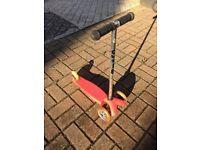 Genuine Mini Micro scooter in pink