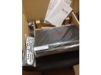 Sky + HD box (500gb) brand new