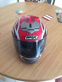 Box motorbike helmet