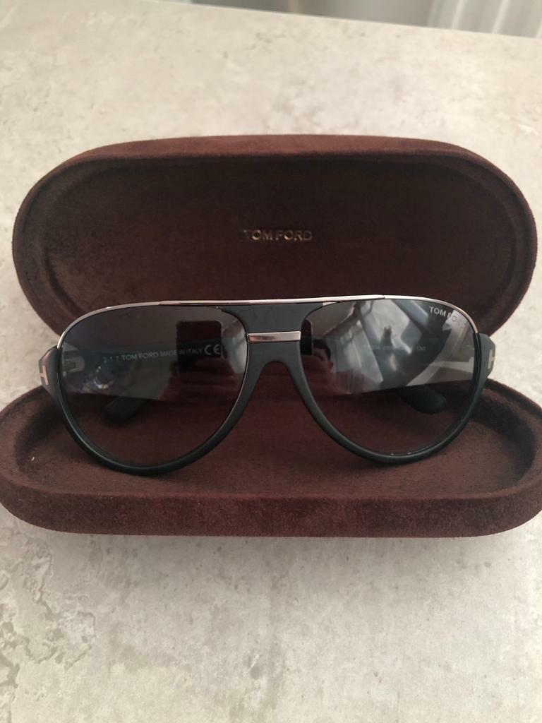 b5d6928a3ed72 Men s Tom Ford Dimitry Vintage Aviator Sunglasses. Brand New with tags RRP  £265