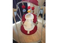 Electronic Chicco Polly Swing -Excellent Condition
