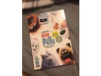 New The Secret Life of Pets DVD