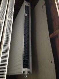 Double-Panel Double Convector Radiator 600 x 900mm White