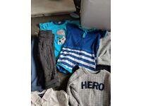 Baby boys clothes bundle age 6-9 months, 20 items