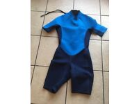 Tribord Boys Wetsuit - age 9-10