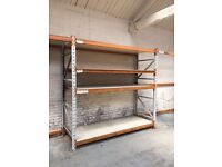 Warehouse Racking for Sale to clear asap