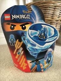 NEW Lego Ninjago Masters of Spinjitzu Set