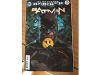 New Brand Rebirth Batman Comic 3D Cover