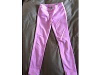 Girls jeans /jeggins 7-8Y