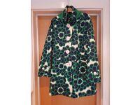 Ladies vintage Boden rain coat size 16