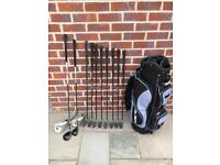 Callaway Big Bertha Ladies Full Golf Set