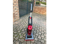 Hoover Whirlwind WR71 bagless vacuum cleaner (used twice)