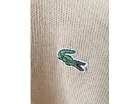 Men's Lacoste jumper XL